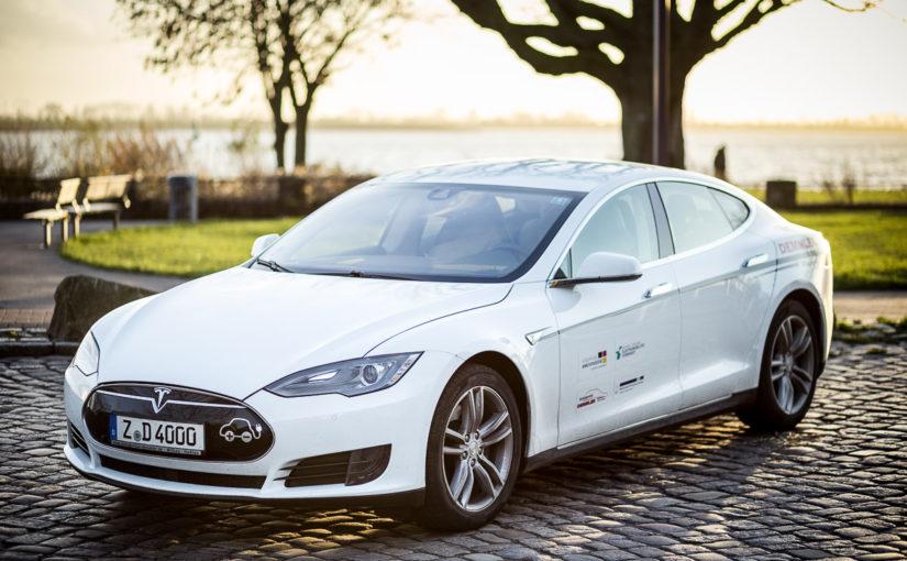 2691 km mit dem Tesla durch Deutschland